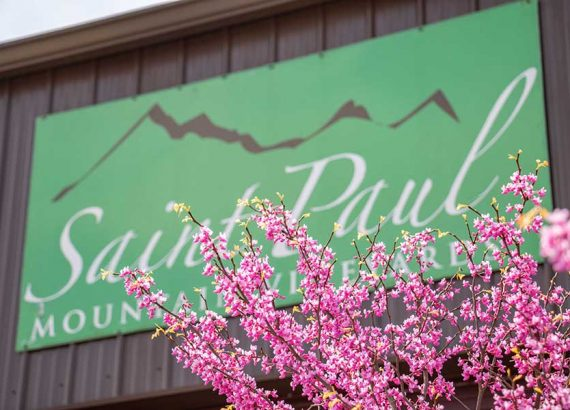 Saint Paul Mountain Vineyards